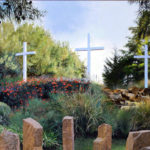 Garden of the Crosses - Sold