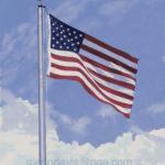 Mark's Flag - Sold